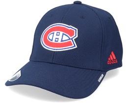 Montreal Canadiens Coach Structured Navy Flexfit - Adidas