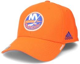 New York Islanders Coach Structured Orange Flexfit - Adidas