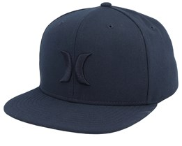 Dri-Fit Icon Black/Black Snapback - Hurley