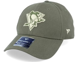 Pittsburgh Penguins Modern Utility Olive Adjustable - Fanatics