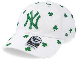 New York Yankees St Patty´s Tourist 47 Clean Up White Adjustable - 47 Brand