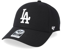 Los Angeles Dodgers 47 Mvp Black/White Adjustable - 47 Brand