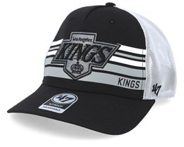 Los Angeles Kings Altitude Mesh 47 Mvp Vintage Black Trucker - 47 Brand