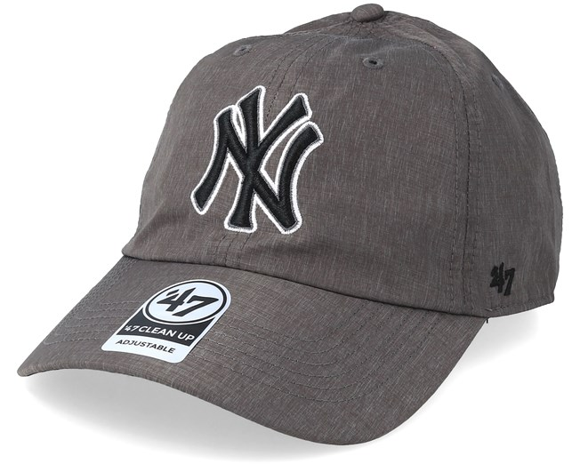 newest a2aaf 9e220 New York Yankees Fury 47 Clean Up Dark Grey Adjustable - 47 Brand caps -  Hatstoreaustralia.com