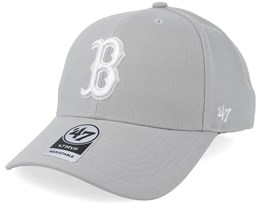 Boston Red Sox 47 Mvp Steel Grey/White Adjustable - 47 Brand