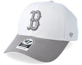 Boston Red Sox Two Tone Steel Grey Adjustable - 47 Brand