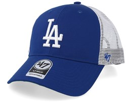 Los Angeles Dodgers Branson 47 Mvp Royal/White Trucker - 47 Brand