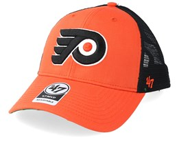 Philadelphia Flyers Branson 47 Mvp Mesh Orange/Black Trucker - 47 Brand