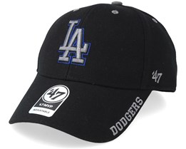 Los Angeles Dodgers Defrost 47 Mvp Black/Grey/Blue Adjustable - 47 Brand