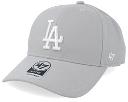 Los Angeles Dodgers 47 Mvp Grey/White Adjustable - 47 Brand