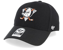Anaheim Ducks 47 Mvp Wool Black Adjustable - 47 Brand