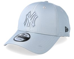 separation shoes 2e13e 73765 New York Yankees Ripstop 9Forty Gray Grey Adjustalbe - New Era