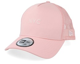 NYC Seasonal Pink Trucker - New Era