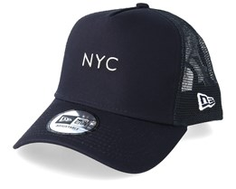 NYC Seasonal Navy Trucker - New Era