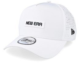 Tech Performance White Trucker - New Era