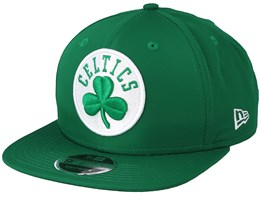 Boston Celtics Featherweight Green Snapback - New Era