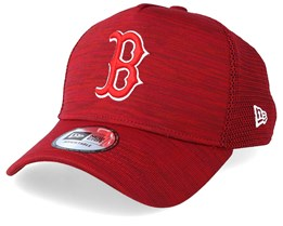 huge selection of b0115 7324e Boston Red Sox Engineered Fit Aframe Red Adjustable - New Era