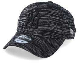 New York Yankees Engineered Fit 9Forty Black Adjustable - New Era