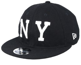 New York Giants Coop Flannel Rc9Fifty Black Strapback - New Era