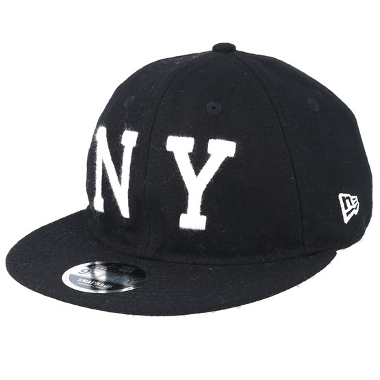 Keps New York Giants Coop Flannel Rc9Fifty Black Strapback - New Era - Svart Snapback