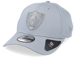 Oakland Raiders Team Tonal 39Thirty Grey Flexfit - New Era