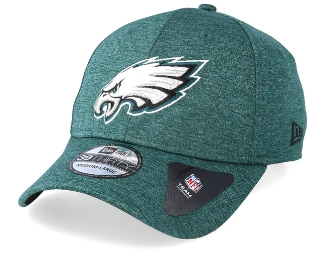 new style a8b20 2b94e Philadelphia Eagles Shadow Tech 39Thirty Green Flexfit - New Era caps -  Hatstoreaustralia.com