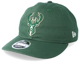 Milwaukee Bucks  Rc 9Fifty Green Adjustable - New Era