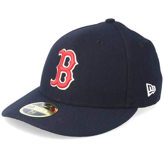 Boston Red Sox Low Profile 59fifty Authentic On Field