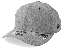 reputable site 72ef7 6327e Chambray Stretch Snap 9Fifty Grey Adjustable - New Era