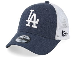 Kids Los Angeles Dodgers Summer League 9Forty Navy/White Trucker - New Era