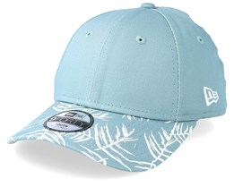 Kids Palm Print 9Forty Mint Adjustable - New Era