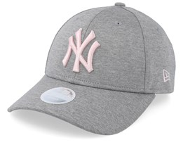 New York Yankees Shadow Tech 9Forty  Grey/Pink Adjustable - New Era