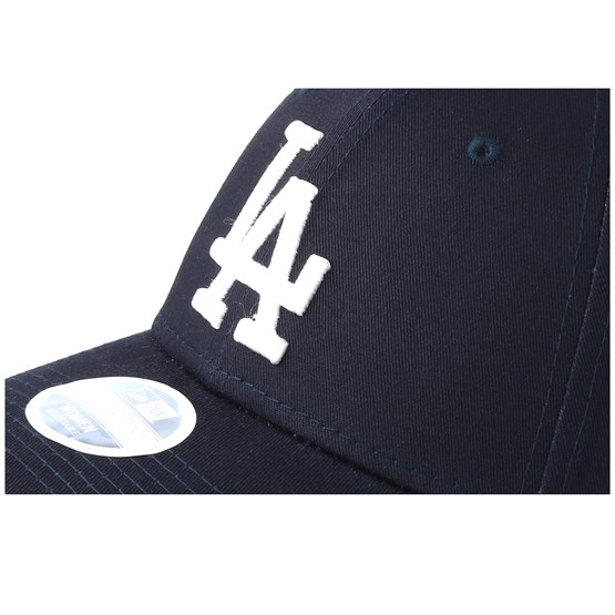 uk availability ec4bb 3997d Los Angeles Dodgers Womens League Essential 9Forty Maroon White Adjustable  - New Era caps   Hatstore.co.uk