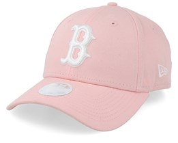 Boston Red Sox Womens League Essential 9Forty Maroon/White Adjustable - New Era