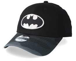 Kids Batman 9Forty Black/Black Camo Adjustable - New Era