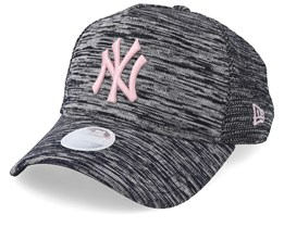 New York Yankees Womens Engineered Fit Aframe Grey Adjustable - New Era