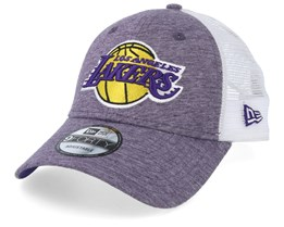 LA Lakers Summer League 9Forty Purple/White Trucker - New Era