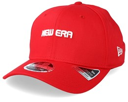 Stretch 9Fifty Red/White Adjustable - New Era