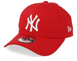 New York Yankees League Essential 9Forty Red/White Adjustable - New Era