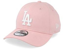 New York Yankees League Essential 9Forty Pink/White Adjustable - New Era