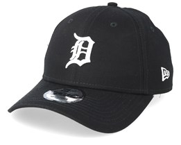 Detroit Tigers League Essential 9Forty Black/White Adjustable - New Era