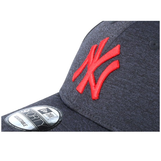 official photos 14d2e 39e5b New York Yankees Shadow Tech 9Forty Black Red Adjustable - New Era caps    Hatstore.co.uk