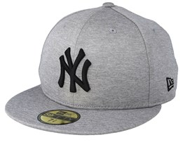 New York Yankees Shadow Tech 59Fifty Grey Fitted - New Era