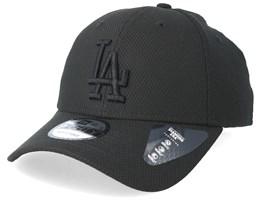 info for 3810c ca670 Los Angeles Dodgers Diamond Era 9Forty Black Black Adjustable - New Era