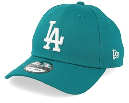 Los Angeles Dodgers League Essential 9Forty Green/White Adjustable - New Era