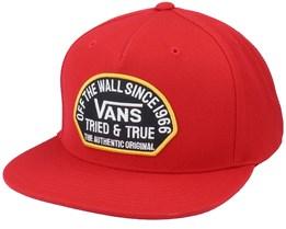 Authentic Og Chili Pepper Snapback - Vans