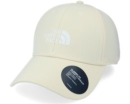 Recycled 66 Classic Hat Bleached Sand Adjustable - The North Face