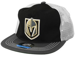 Kids Vegas Golden Knights Black/Navy Trucker - Outerstuff