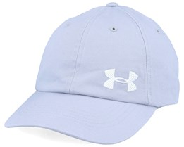 Women's Cotton Golf Mod Grey/White Adjustable - Under Armour