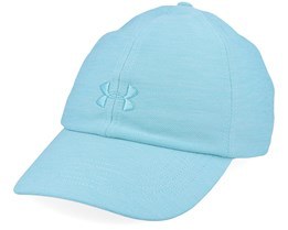 Heathered Play Up Blue Haze Adjustable - Under Armour